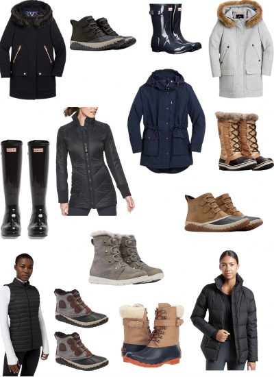 Winter Style- Best Boots & Coats