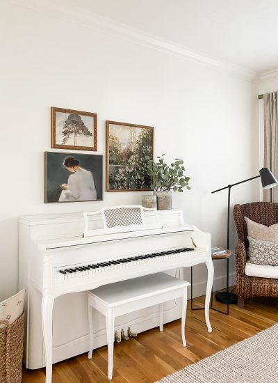 How To Style Artwork In The Home