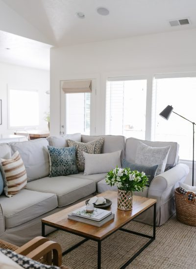 Pottery Barn PB Comfort Sectional Review