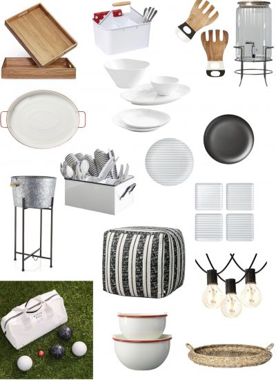 Top Picks For Outdoor Dining & Entertaining