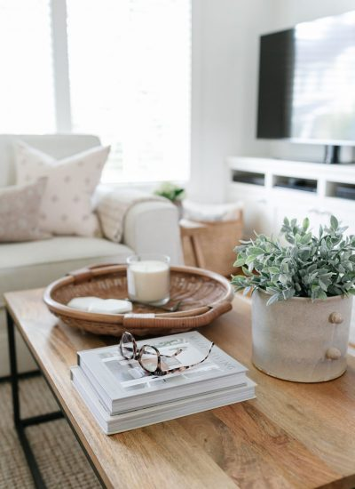 No Fail Objects For Styling A Coffee Table