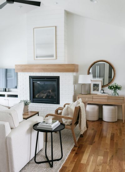 8 Ways To Warm Up A White Room