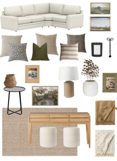 Fall Decorating Ideas For Your Home: My 2021 Fall Design Boards